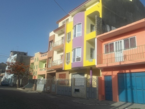 Colorful Cabo Verde