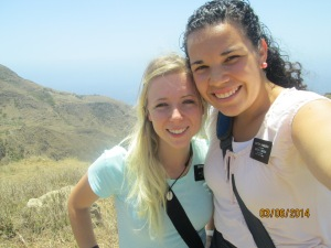 Lindsay Mission June 2014 Sister Barbosa